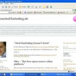 Wir stellen vor: Connected Marketing Blog