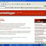 Wir stellen vor: Den Werbeblogger