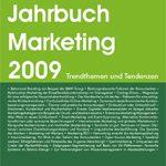 Jetzt schon reinlesen: Jahrbuch Marketing 2009