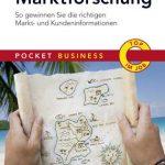 Wer verkaufen will, muss forschen:  Pocket-Ratgeber Basiswissen Marktforschung erschienen