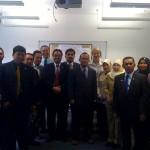 Teilnehmer aus Malaysia zum Workshop in Köln