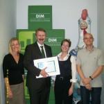 Das Deutsche Institut für Marketing zertifiziert neue DiSG-Trainer
