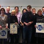 14 neue DiSG®-Trainer zertifiziert