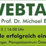 GABAL Webtalk mit Prof. Dr. Michael Bernecker – Planspiele erfolgreich einsetzen