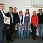 Sechs neue DiSG®-Trainer zertifiziert!