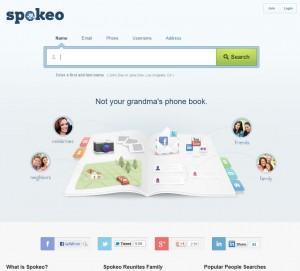 spoeko.com - Personensuchmaschine