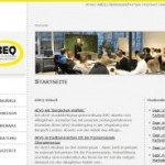 Projekt Website-Relaunch abeq.de