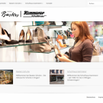 Projekt Website-Launch www.Kammerer-Schuhe.de