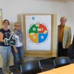 Erste DiSG-Zertifizierung in Stuttgart