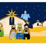 Die Weihnachtsgeschichte 3.0