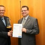 PR Award 2014 für erfolgreiche lokale Pressearbeit: Gold für Rüsselsheimer Volksbank eG