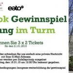 """Gewinnspiel """"Bildung im Turm"""" 2015"""