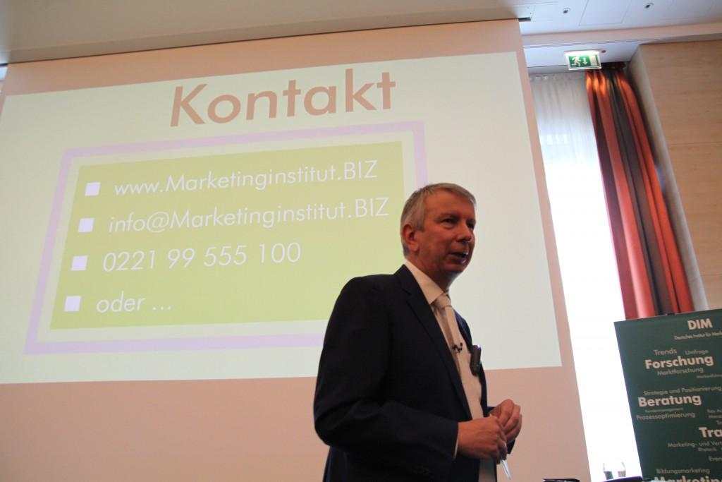 "KMT2015: Vortrag ""Business Development"""