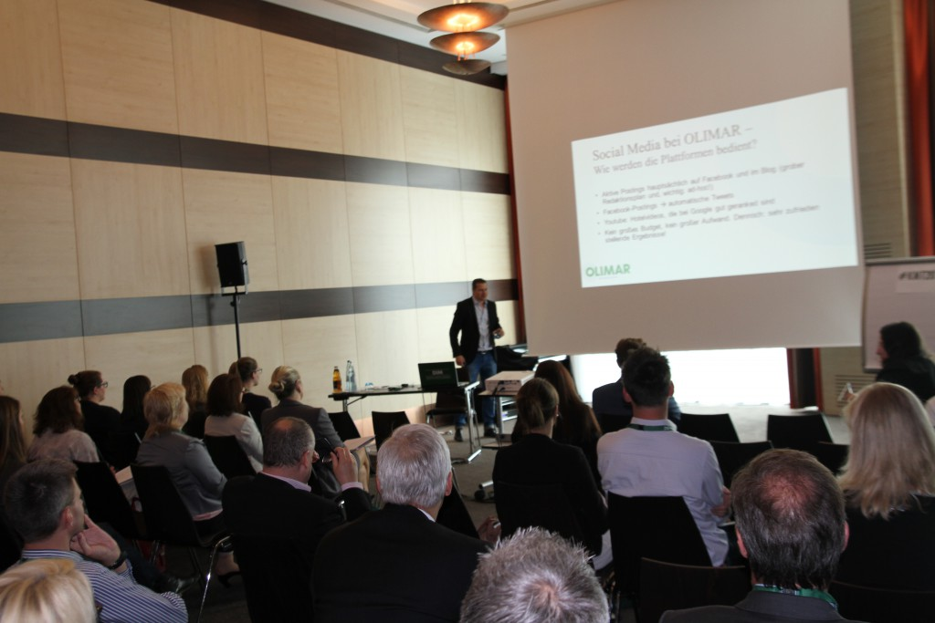 KMT2015 - Vortrag von Pascal Zahn