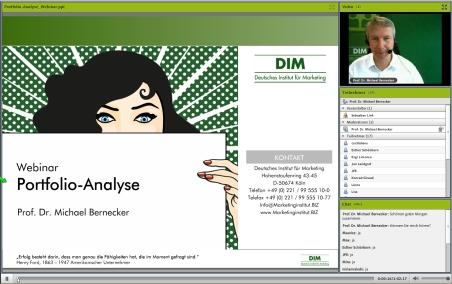 Portfolio-Analyse Webinar