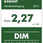 """Kein Grund sich selbstzufrieden zurückzulehnen: Der """"SchuhMarkt"""" über die DIM-Studie für die Garant Schuh + Mode Deutschland"""