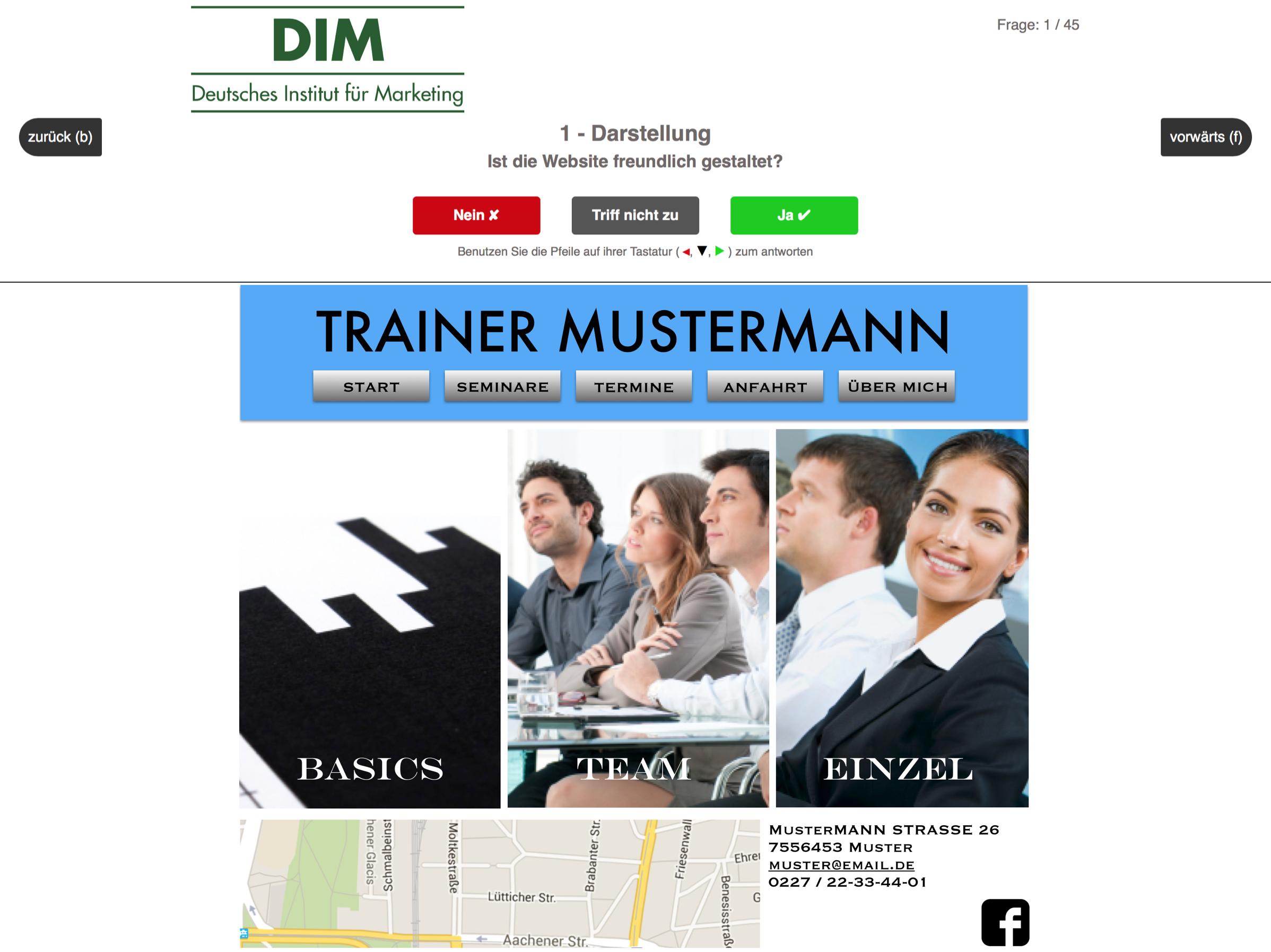 Trainer_ Muster_LP Beispiel