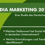 Erinnerung: Studie Social Media Marketing 2016 – Nehmen auch Sie teil!