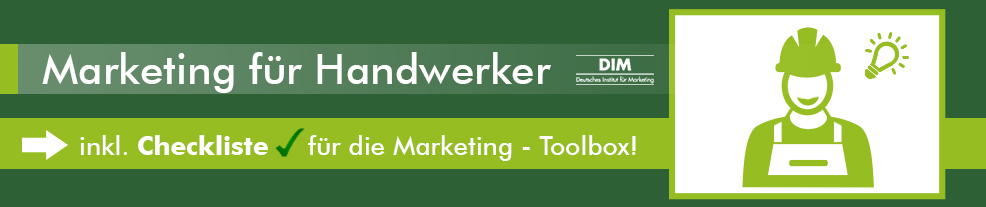 Marketing im Handwerk
