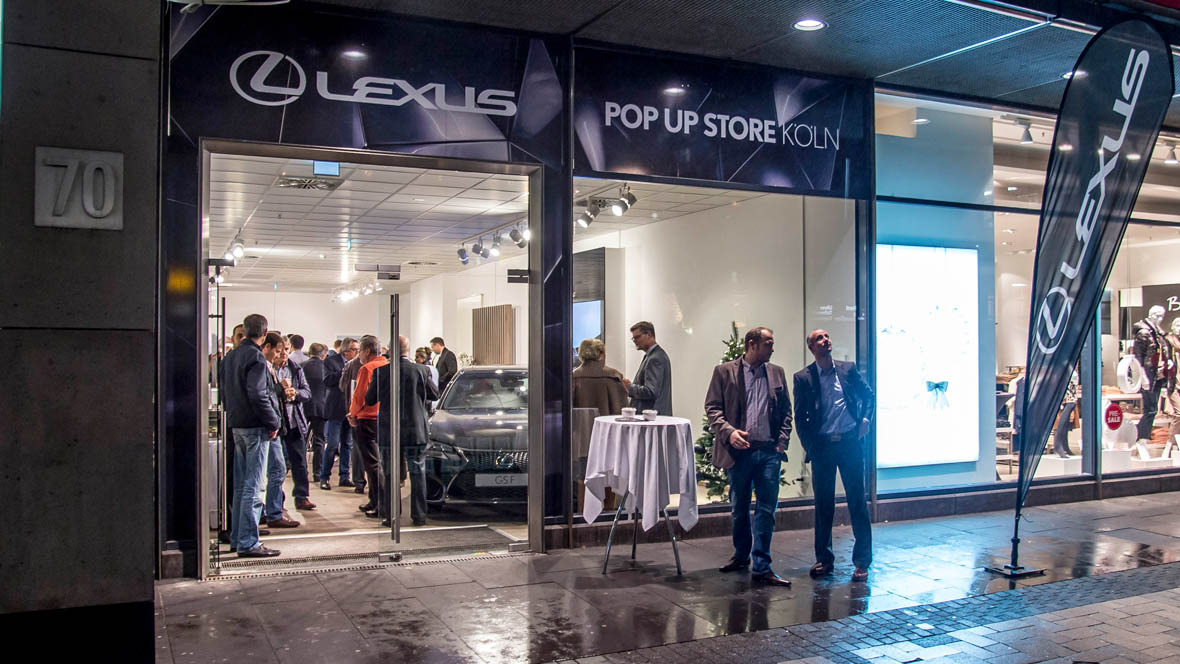 Pop-up-Store