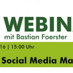 Webinaraufzeichnung: Studie Social Media Marketing 2016