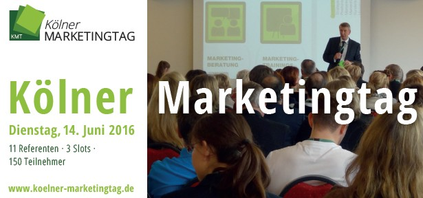 Kölner Marketingtag