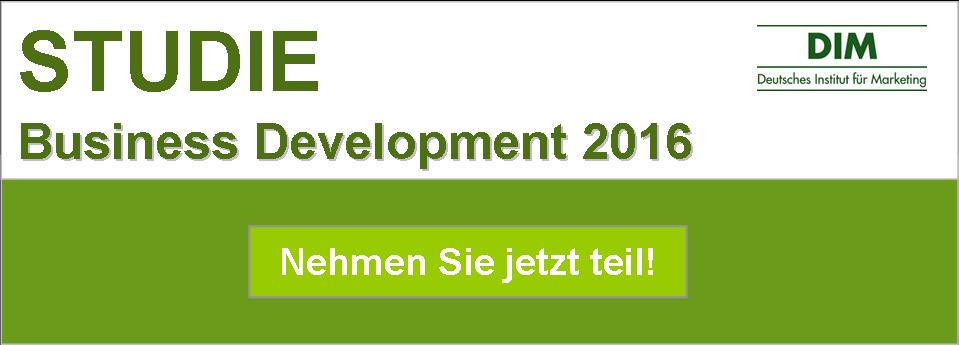 Studie Business Development