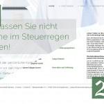 Neuer Website-Relaunch der Steuersozietät Nemetz | Fischer | Fredrich durch das DIM