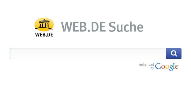 Web.de - Suchmaschinenoptimierung