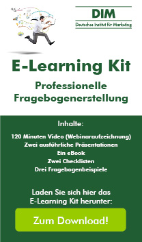 E-Learning-Kit Professionelle Fragebogenerstellung