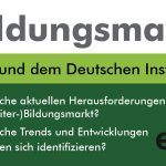 Studie Weiterbildungsmarkt 2016 – Nehmen auch Sie an der aktuellen Befragung teil!
