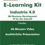 """E-Learning Kit """"Industrie 4.0 – Mit Business Development fit für die Zukunft"""""""