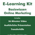 "E-Learning Kit ""Online Marketing Trends 2017"""