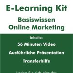"E-Learning Kit ""Basiswissen Online Marketing"""