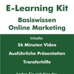 """E-Learning Kit """"Basiswissen Online Marketing"""""""
