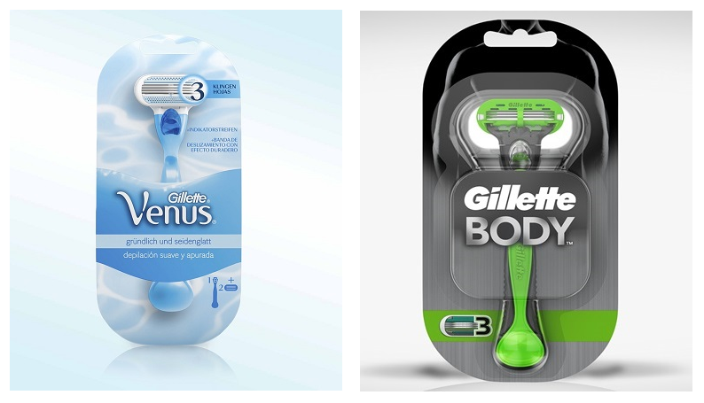 Gendermarketing - Gillette