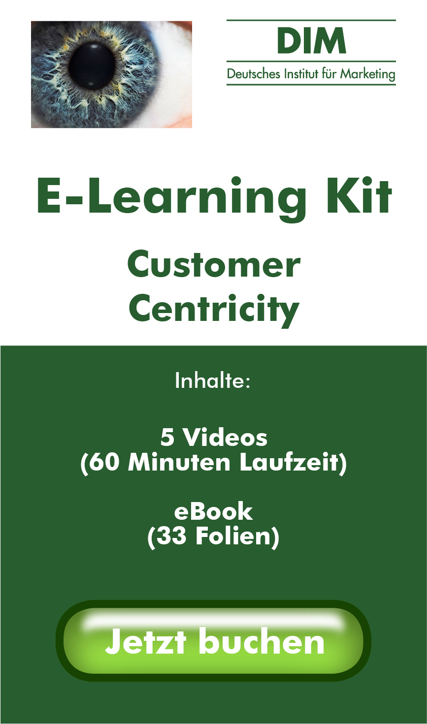 E-Learning Kit Customer Centricity