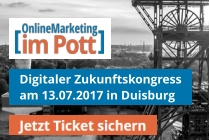 OnlineMarketing im Pott 2017