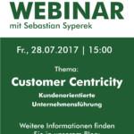 """E-Learning Kit """"Customer Centricity – Kundenorientierte Unternehmensführung"""""""