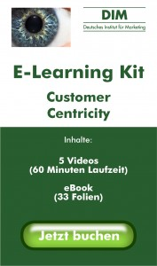 "E-Learning Kit ""Customer Centricity"""