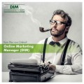 Online Marketing Manager (DIM) Broschüre