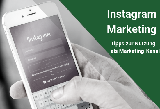 Instagram Marketing Tipps Zur Nutzung Als Marketing Kanal Dim