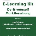 """E-Learning Kit """"Do-it-yourself Marktforschung – Möglichkeiten und Grenzen"""""""