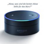 Die 11 besten Alexa Skills für das Büro