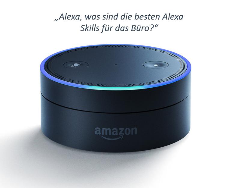 Alexa-Skills-Büro