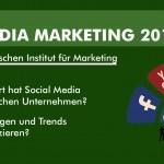 Studie Social Media Marketing 2018: Die Ergebnisse sind da!
