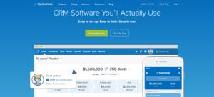 Customer Relationship Management - CRM