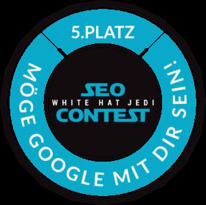 SEO Contest: White Hat Jedi Platz 5
