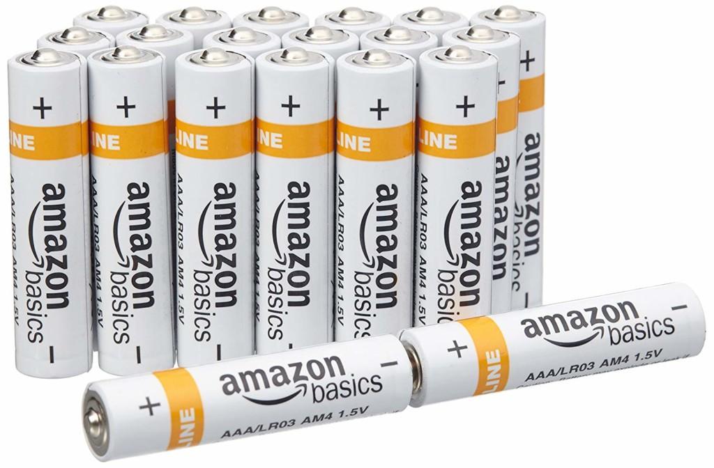 Amazon Basics - Eigenmarke von Amazon