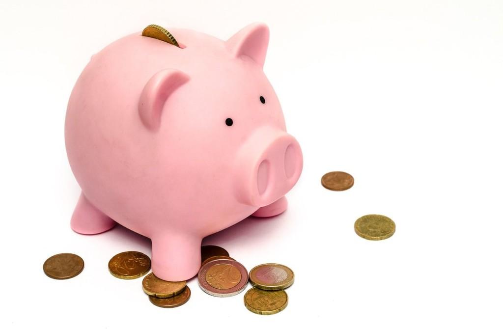 Sparen im Büroalltag